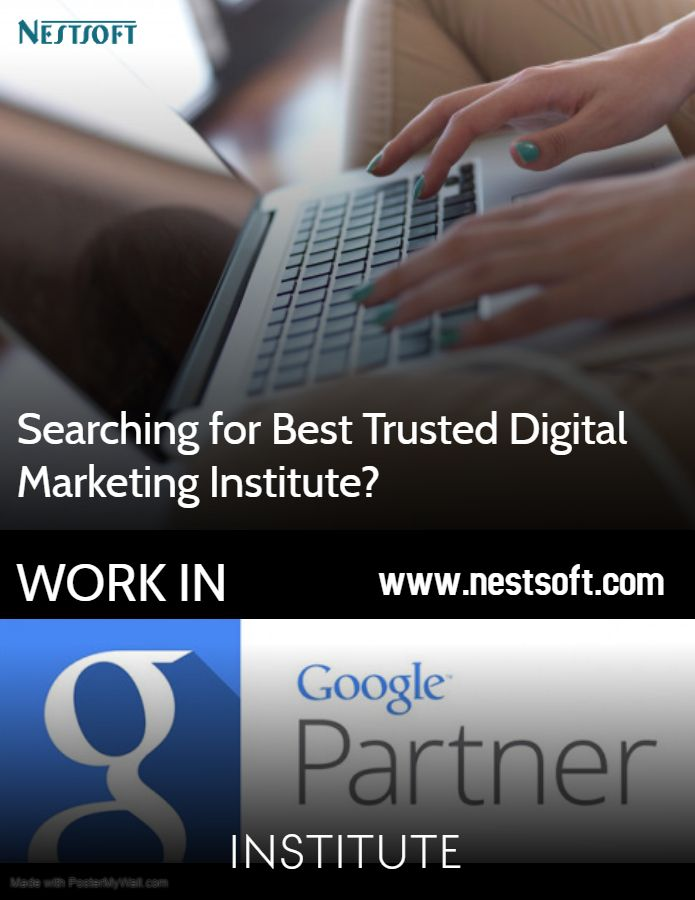 Nestsoft is the first digital marketing institute in kochi, kerala.