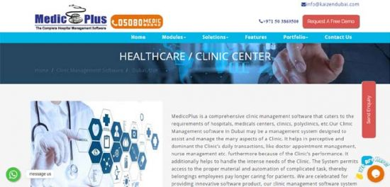 Hospital Management Software in Kochi, Clinic Management System in Kochi